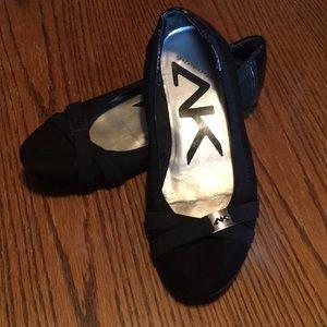 Anne Klein Sport black flats 8
